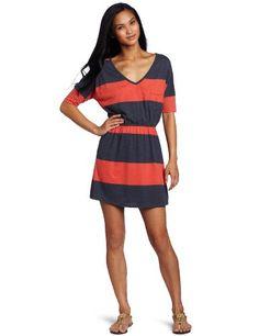 a073e1f841cc TOPSELLER! Roxy Juniors Juniper V-Neck Dress  43.99 Tube Dress