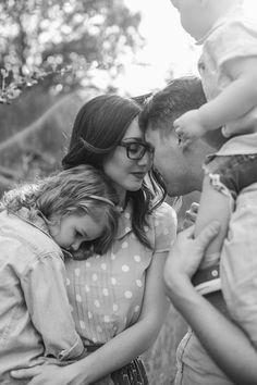 growingwildly:  Blush by B #familyportrait