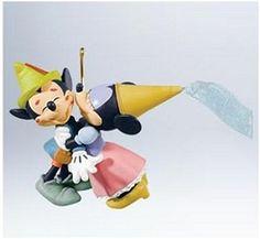 2011 Brave Little Tailor  Hallmark Disney Keepsake Ornament