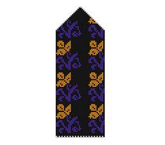 Latvian Traditional Mittens Knitting Pattern: WINTER FLOWERS 6