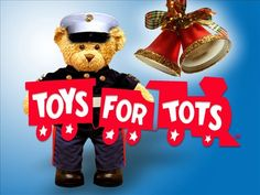 Let's all make some children smile this Christmas season. Help the Mauzy Heating and Air office build toys to the roof for the Toys for Tots foundation.