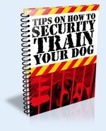 Security...Once you apply these secrets, you'll be so proud of how well your dog behaves!