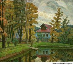 Finogenova Mlada - 'Pond'