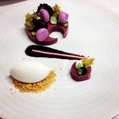 Elderberry / Quark / Blackberry - The ChefsTalk Project