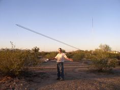 w7yrv - Roy's Antenna Farm : 8o meter 8 element sterba cutrtains on 200' towers...