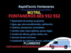 Fontaneros Motril 603 932 932