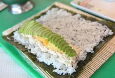 How to Make Sushi | The Daily Dish