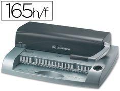 Encuadernadora Comb Bind C95 canutillo de plastico Gbc  http://www.20milproductos.com/maquinas-de-oficina/encuadernadoras/encuadernadora-comb-bind-c95-canutillo-de-plastico-gbc.html