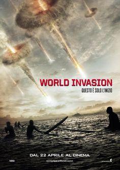 SVS bass rate: 5/5 | World Invasion è un film del 2011 diretto da Jonathan Liebesman. Tra gli interpreti principali del film figurano Aaron Eckhart, Michelle Rodriguez, Bridget Moynahan e Michael Peña. Il film si ispira agli incidenti della battaglia di Los Angeles.