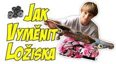 Jak si vyměnit ložiska na skateboardu