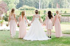 36 Fotos, die du bei der Hochzeit mit den Brautjungfern machen solltest Foto: Ben Kruse