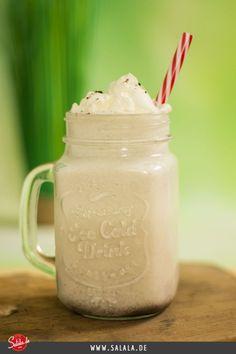 Low Carb Protein Shakes, Paleo Dessert, Low Carb Drinks, Make Good Choices, Milkshake, Smoothies, Mason Jars, Clean Eating, Cocktails