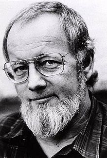 Donald Barthelme (April 7, 1931 – July 23, 1989) was an American author known for his playful, postmodernist style of short fiction. Barthelme also worked as a newspaper reporter for the Houston Post, was managing editor of Location magazine, director of the Contemporary Arts Museum in Houston.