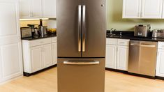 GE GNS23GMHES 22.7 CU. FT. French-Door Refrigerator review - CNET