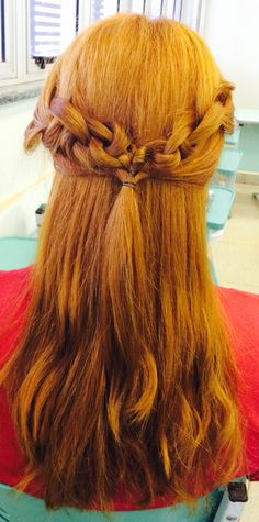Trança de corda #HairByLessa