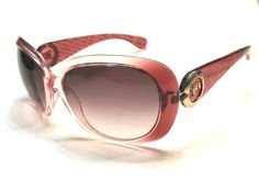 0c65c81770d5 Designer Pink Plastic Frame Sunglasses for Women