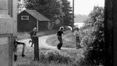 Ungdomar på Rosala, 1976