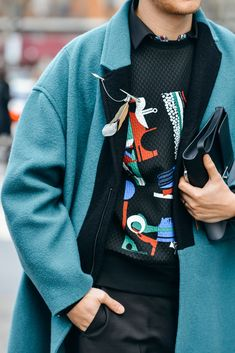 Spring 2015 Couture, Fall 2015 Menswear - Tommy Ton Street Style Photos