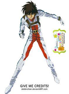 Hikaru Ichijou (Rick Hunter) Render [SDF Macross] by debbiichan on DeviantArt Macross Anime, Robotech Macross, Mecha Anime, Lynn Minmay, 80 Tv Shows, Good Anime Series, Old Anime, Manga Boy, Animation Series
