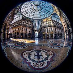 Buongiorno #Milano ph Franco Brandazzi #milanodavedere Milano da Vedere