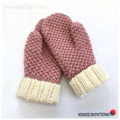 FREE CROCHET MITTENS! SUPER CUTE & COSY Crochet Mitts, Crochet Mittens Free Pattern, Crochet Gratis, Crochet Gloves, Cute Crochet, Crochet Stitches, Crochet Baby, Knitting Patterns, Crochet Patterns
