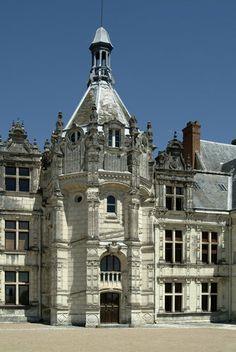 St. Aignan France. Castle.