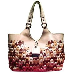 Pre-owned Mulberry Patchwork Pieced Large Tote Tan Brown Multi Tote... ($299) ❤ liked on Polyvore featuring bags, handbags, tote bags, tan brown multi, leather tote, handbags totes, brown tote, leather handbags i white tote bag