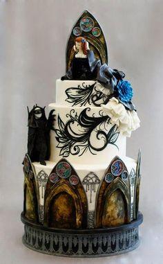 gothique cake