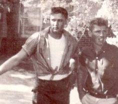 rare: Elvis...I know someone that could have passed as his double.