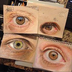 El nivel de calidad y realismo de estos dibujos sorprenden a muchos -