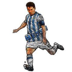 MESSI vs MARADONA on Behance Messi Vs, Lionel Messi, Sports Magazine, Soccer Players, Leo, Behance, Football, King, Wallpaper