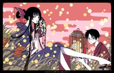 "Akihabara Station 秋葉原駅: Manga: Review de ""XXXHolic: Rei #1"" (Norma Editorial)"
