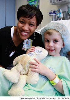 A Coping Mechanism: Child life specialists can ease hospital stays for  pediatric patients