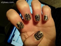 cool 26 Impossible Japanese Nail Art Designs