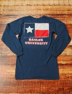 Do you love the State Of Texas? What about the Baylor Bears? Great! We made this shirt for you. Seriously!