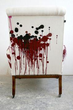 Timorous Beasties // Murder Armchairs