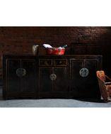 Chongqing Sideboard Black £1,350.00 Qing Art Contemporary Oriental Interiors