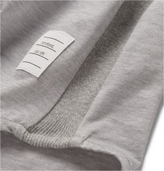 Thom Browne Cotton-Jersey Henley T-Shirt