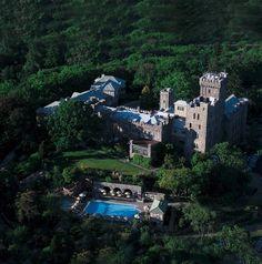 Castle Hotel & Spa, Tarrytown Luxury Hotels, NY, USA, SLH