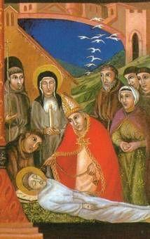 Le 3 octobre 1226 meurt François d'Assise, religieux catholique italien, diacre et fondateur de l'ordre des frères mineurs (OFM, communément appelé Ordre franciscain)