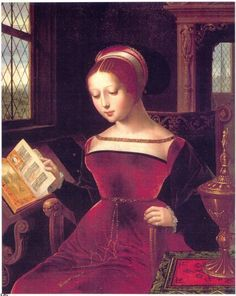 Lady Jane Grey by Lucas de Heere