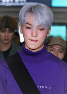 his red cheeks *-* Pentagon Kino, Dance Routines, E Dawn, Cube Entertainment, Dance Moves, Photo Cards, Boy Groups, Rapper, Kpop