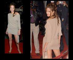 Taking Lives 2004 Premiere in Los Angeles - Dress by Celine