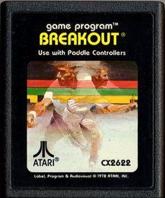 atari  breakout cartridge | additionalimages