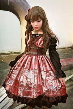 claranetzien Steampunk Lolita 14344132_1177917605608788_1984138942932102157_n.jpg (JPEG Image, 640×960 pixels) - Scaled (66%)
