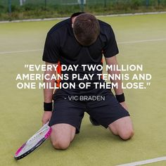 It's not about being the best, it's about playing your best #Tennis #ThoughtOfTheDay