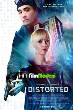 New poster for Distorted starring Christina Ricci and John Cusack Christina Ricci, Mike Colter, Justin Baldoni, Mark Strong, Michael Keaton, Danny Devito, Zachary Levi, Jude Law, Streaming Vf