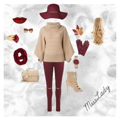"""Fall"" by moeena ❤ liked on Polyvore featuring WearAll, Polo Ralph Lauren, prAna, John Lewis, Croft & Barrow, Lola Rose, Michael Kors, Yves Saint Laurent, Joie and Anastasia Beverly Hills"