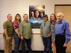 Director Deal with his Texas family — in Harlingen, Texas.