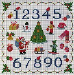Boa tarde bloguerias!  Já e Natal aqui no blog rsrsrs, e para você também entrar no ritmo gráficos natalinos diversos tamanhos e para vários...